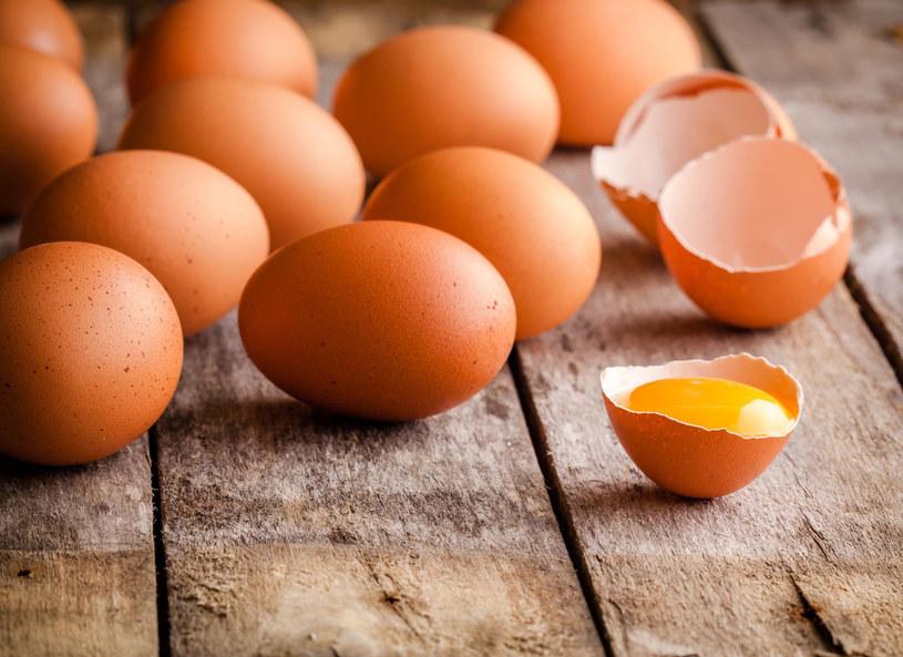 Jajka zawierają wiele cennych składników /123RF/PICSEL