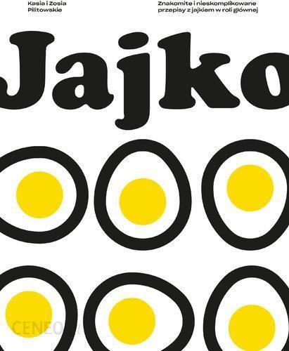"""""""Jajko"""" - okładka książki /materiały prasowe"""