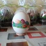 Jajo strusie zamiast 26 jajek kurzych