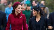 Jak bardzo różni się ciążowy styl księżnych Kate i Meghan?