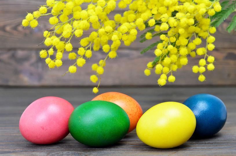 Jak barwić jajka naturalnymi środkami? /©123RF/PICSEL