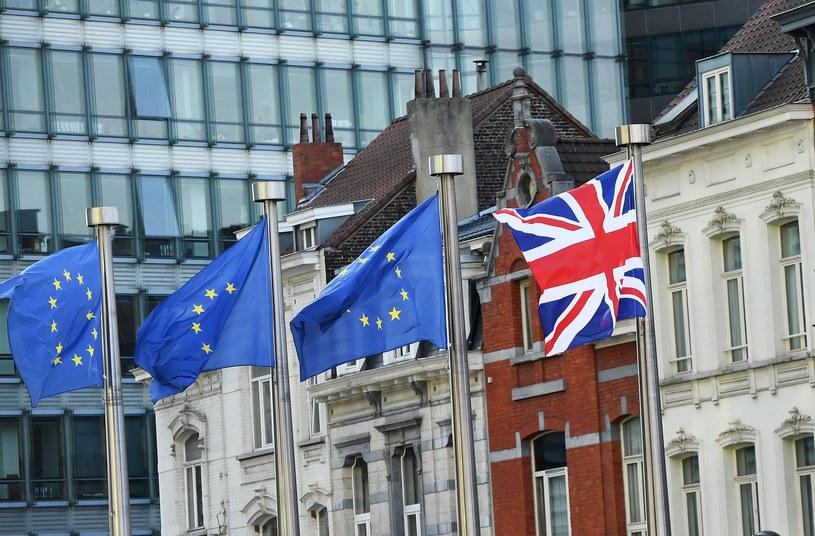 Jak będzie wyglądać Europa po brexicie? /AFP