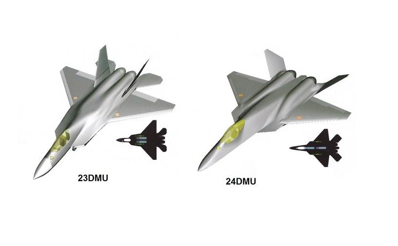 Jak będzie wyglądał samolot F-3? Fot. TRDI /materiały prasowe