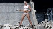"""Jak brzmi """"Wrecking Ball"""" Miley Cyrus bez muzyki?"""