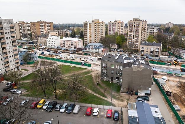 Jak budowa metra zmienia ceny mieszkań? /fot. Adam Burakowski /Reporter