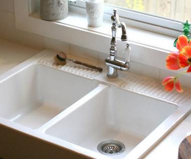 Jak czyścić ceramiczny zlewozmywak?