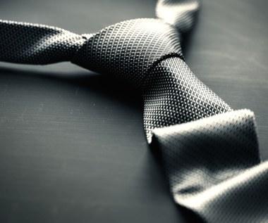 Jak czyścić krawaty?