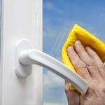 Jak czyścić ramy okienne?
