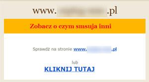 Jak czytać cudze SMS-y, czyli spam po polsku
