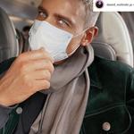 Jak Dawid Woliński chroni się przed koronawirusem?