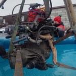 Jak długo działa silnik spalinowy pod wodą?