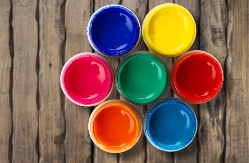 Jak dobierać barwy? /©123RF/PICSEL