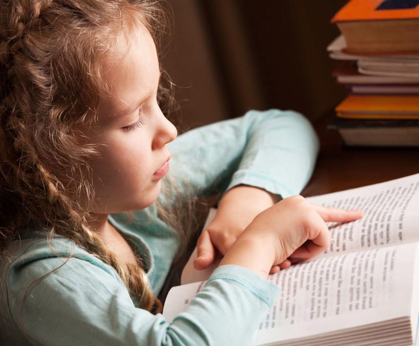 Jak dobierać książki dla dzieci tak, aby chciały czytać? Ten problem od lat spędza sen z powiek specjalistom! /123RF/PICSEL