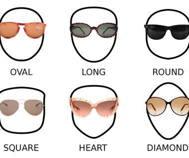 Jak dobrać okulary do Twojego kształtu twarzy?