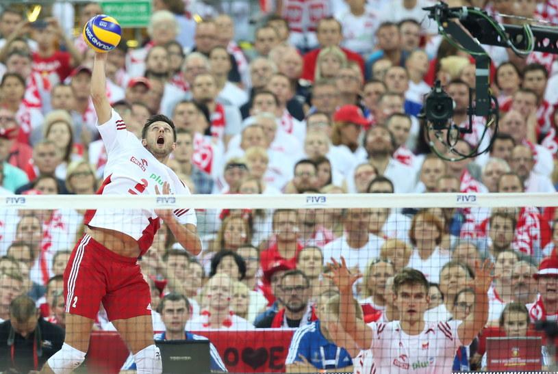 Jak dotąd tylko mecz otwarcia MŚ kibice zobaczyli na żywo w otwartym Polsacie /Lech Muszyński /PAP