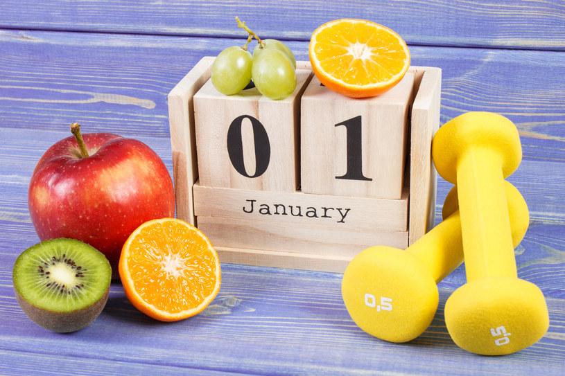 Jak dotrzymać postanowień noworocznych? /123RF/PICSEL