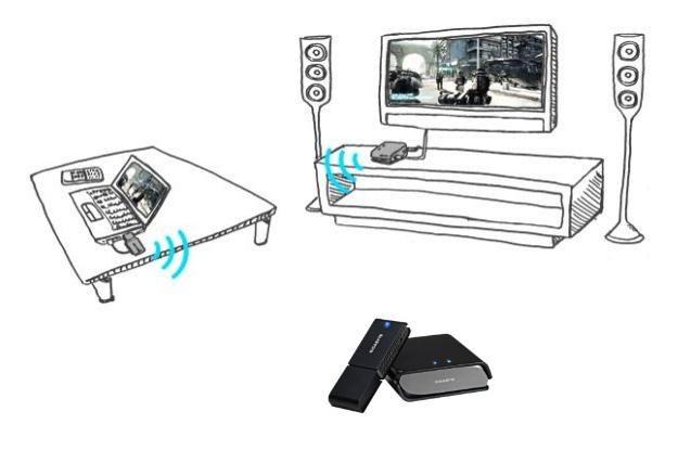Jak działa Gigabyte SkyVision WS100? /materiały prasowe