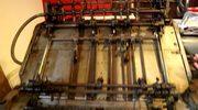 Jak działają maszyny w drukarni Józefa Rakoczego?
