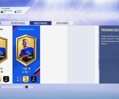 Jak działają paczki z kartami w FIFA 19