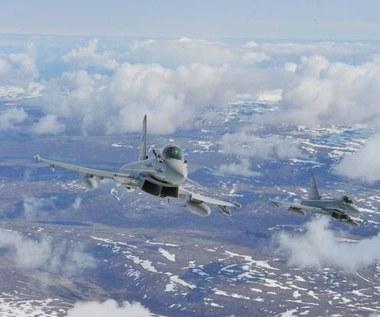 Jak Eurofighterem zestrzelić F-22 - poradnik