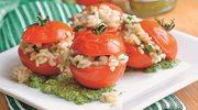 Jak faszerować  pomidory