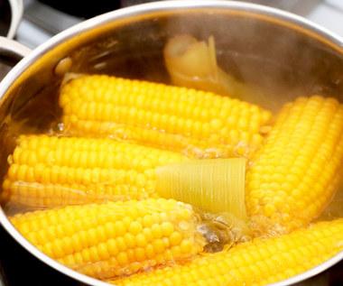 Jak gotować kukurydzę w kolbach?