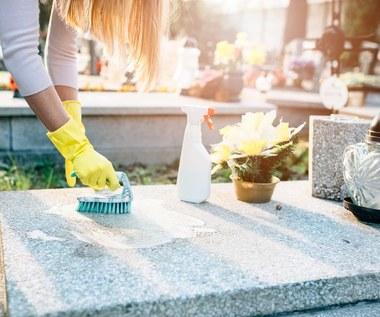 Jak i czym czyścić pomniki, żeby ich nie uszkodzić?