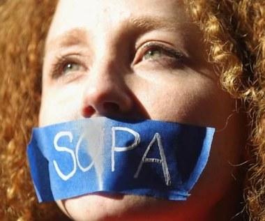 Jak internet walczył z ustawą SOPA