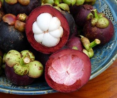 Jak jeść owoc mangostanu?