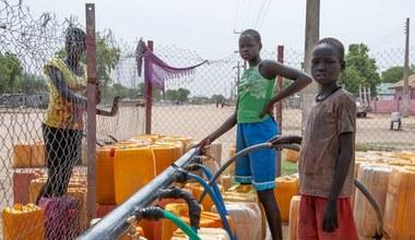 Jak jest z wodą w Afryce?
