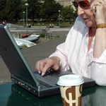 Jak kawa zaleje laptopa...