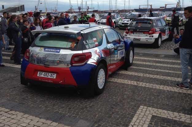 Jak Kubicy pójdzie na Korsyce? / Fot. Eryk Mełgwa /