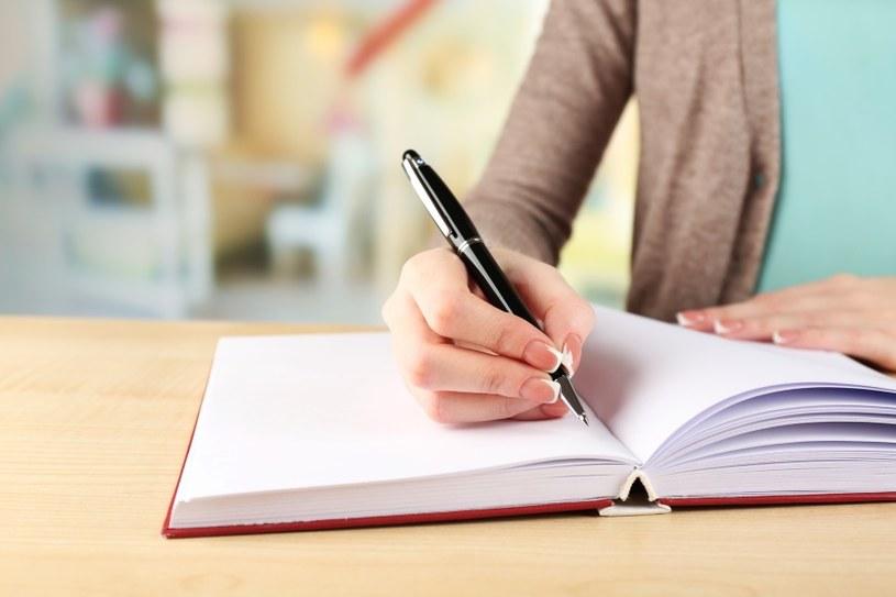 Jak ładnie pisać? /©123RF/PICSEL
