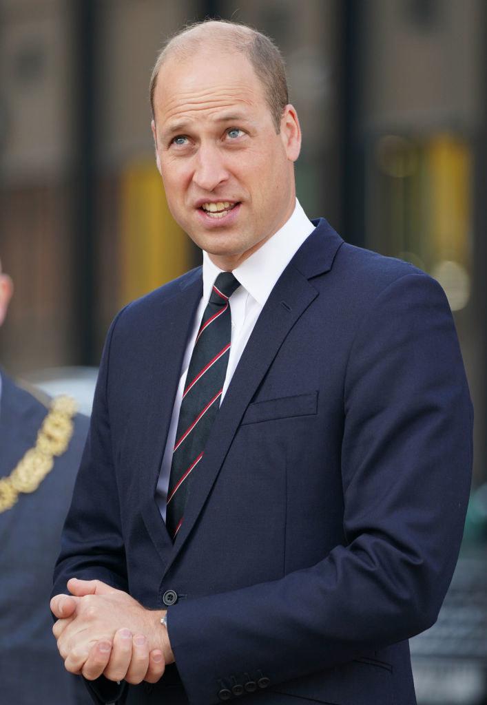 Jak ma na nazwisko książę William? /Andrew Milligan / POOL /Getty Images