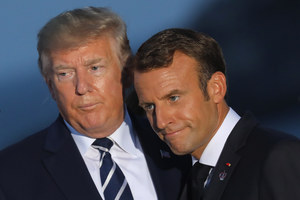 Jak Macron wywołał burzę o NATO, czyli ile wart jest artykuł 5.