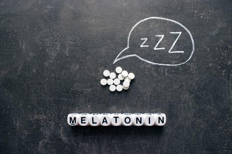 Jak melatonina wpływa na organizm? /©123RF/PICSEL