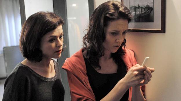 Jak Mirka zareaguje na wiadomość o ciąży? /Agencja W. Impact