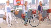 Jak modnie ubrać się na rower?