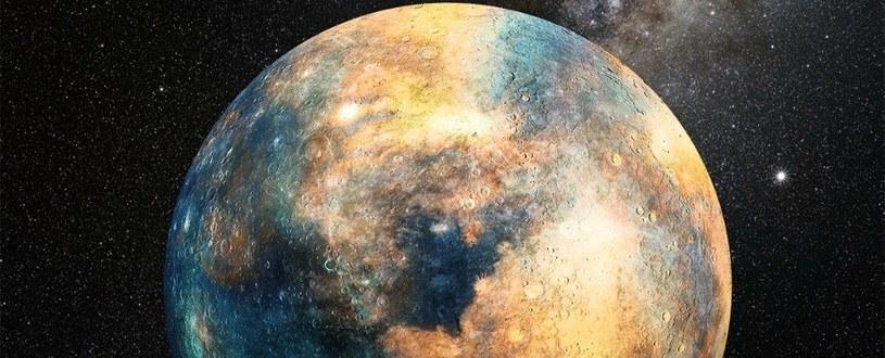 Jak może wyglądać Dziesiąta Planeta? /materiały prasowe