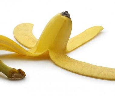 Jak można wykorzystać skórkę od banana?