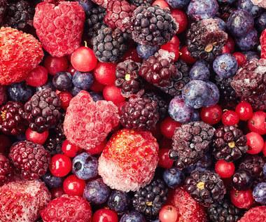 Jak mrozić owoce i zioła?