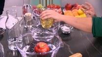 Jak myć warzywa i owoce, być usunąć to, czego nie widać?