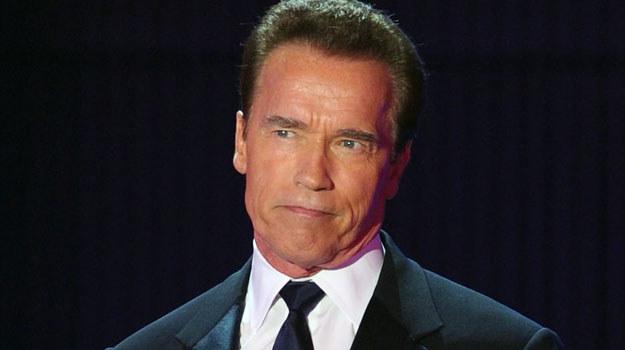 """Jak na 64-latka """"Arnie"""" prezentuje się naprawdę dobrze / fot. Kevin Winter /Getty Images/Flash Press Media"""