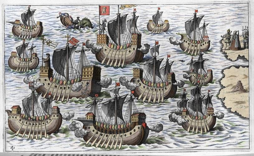 Jak na XV wiek, Kolumb dysponował doskonałą flotą /East News