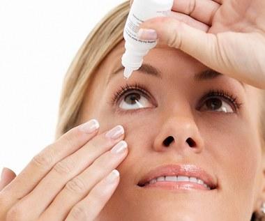 Jak należy stosować krople do oczu?