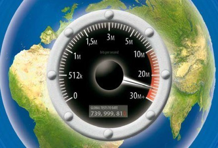 Jak naprawdę szybki jest Twój internet? /Next