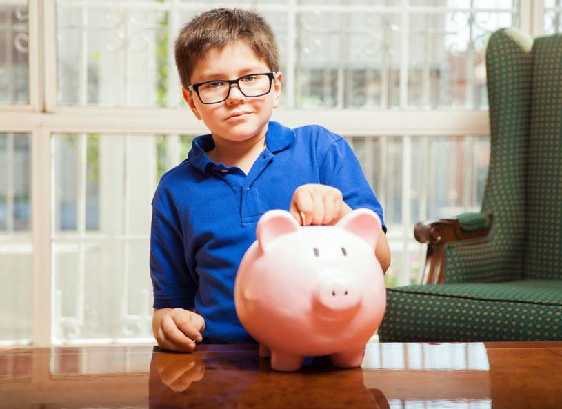 Jak nauczyć dziecko oszczędności? /123RF/PICSEL