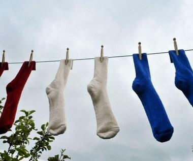 Jak nie gubić skarpetek w praniu?