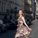 Jak nosić sukienki rozkloszowane?