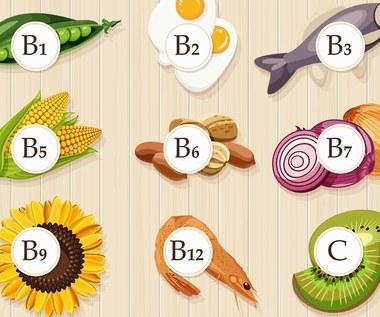 Jak objawia się niedobór najważniejszych witamin?